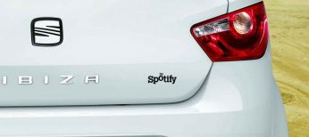 El Seat Ibiza tendrá versión Spotify con móvil Android de Samsung