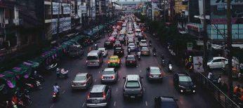 Las 10 ciudades con más tráfico del mundo