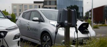 Nace el primer punto de alquiler de vehículos eléctricos de España