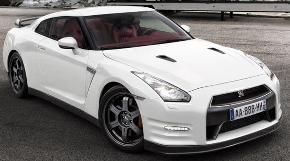 GT-r Egoist de Nissan