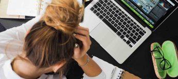Estrés laboral, una de cada cuatro empresas le pone freno