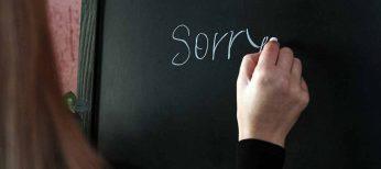 El 'yo te perdono' lo emplean más las mujeres
