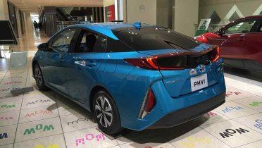 Los primeros Toyota Prius PHV híbridos llegan a España
