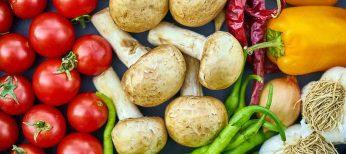 Hay que comer más cereales, frutas, hortalizas, legumbres y frutos secos