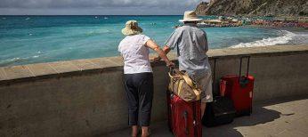 Los ingleses, los peores turistas del mundo. Los españoles, los más tacaños