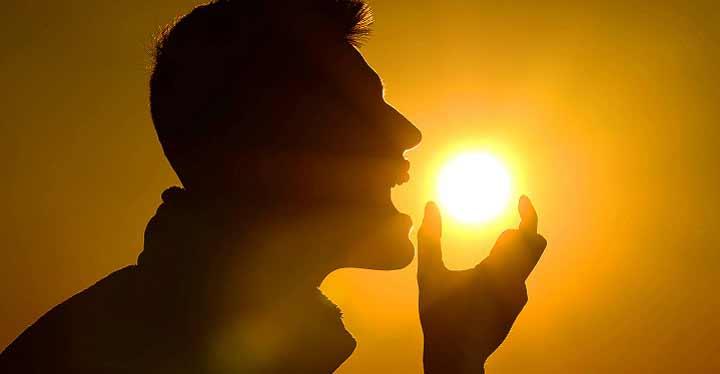 Vitamina D con 30 minutos al sol