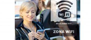 Béjar instala WiFi gratis a sus vecinos