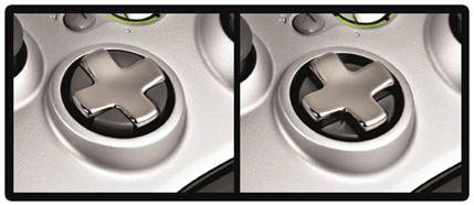 Mando inalámbrico de Xbox 360