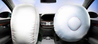 31 años después del airbag, su peso y tamaño se ha reducido un 75%