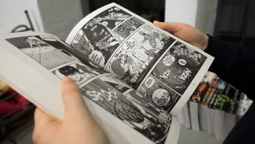 'Blacksad 4', 'Los muertos vivientes' y 'El invierno del dibujante', mejores cómics de 2010