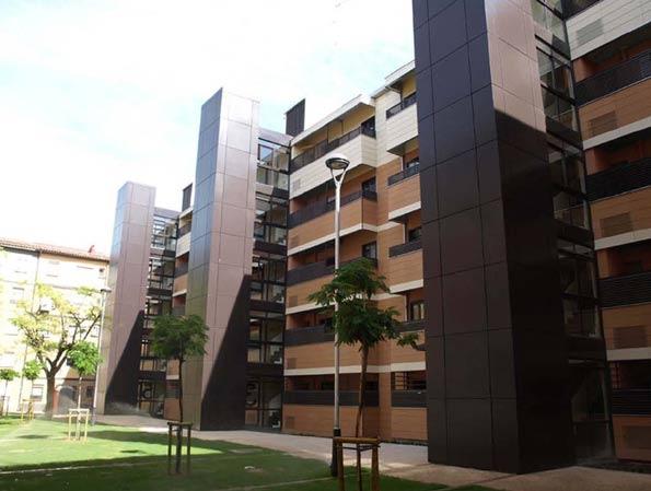 Viviendas a la venta en Zaragoza.