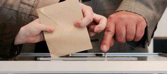 ¿Cómo puedo votar por correo? Primer paso, ir a Correos con el DNI