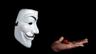 Descubierto el rostro de Anonymous en España