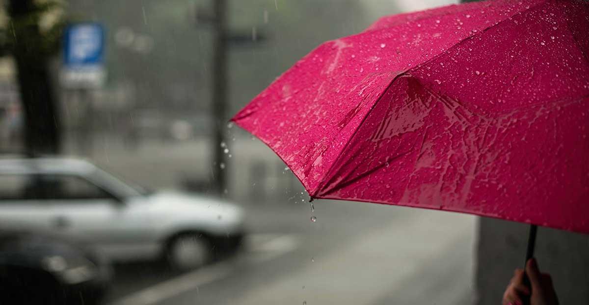Consejos de la Agencia Estatal de Meteorología ante lluvias torrenciales e inundaciones
