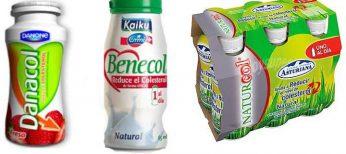 Ventajas e inconvenientes del Danacol, y otras bebidas funcionales