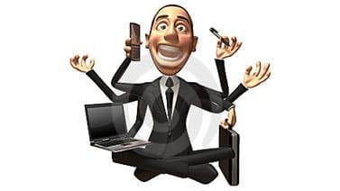 El trabajador del futuro debe ser multitarea.
