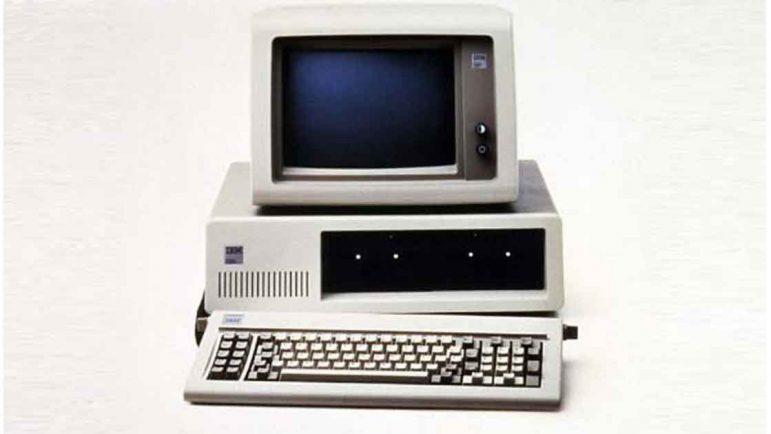 IBM, la empresa que inventó el PC, cumple 100 años
