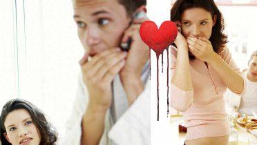 Engañar a la pareja