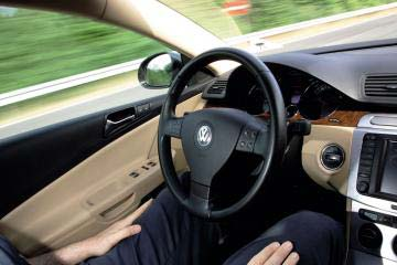 Ejemplo del Temporary Auto Pilot (TAP).