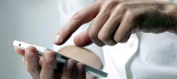 Un móvil que te ayuda a resolver tus dudas sanitarias, jurídicas, de informática o nutricionales