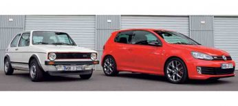 Volkswagen celebra el 35 aniversario del GTI con una edición especial que alcanza los 247 km/h