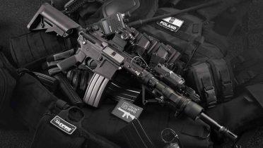 Nueva tarjeta europea para tener armas de fuego
