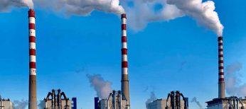 Fábricas contaminantes en China