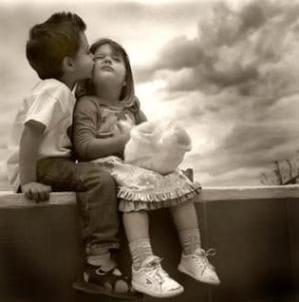 El estado de enamoramiento es bueno para el corazón.