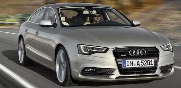 Nuevo Audi A5.
