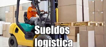 Sueldos en el sector de la logística y el transporte