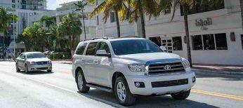 Toyota integra la navegación en el coche con la seguridad al volante