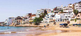 Veraneo en la costa mediterránea africana de Marruecos: Saidia y alrededores