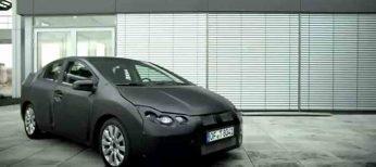 El nuevo Honda Civic tendrá 150 CV y unas emisiones de CO2 de 110 gramos por kilómetro