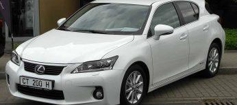 El Lexus CT 200h es el coche más ecológico