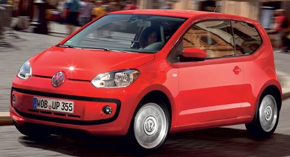 El nuevo Volkswagen up!