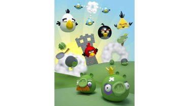 El éxito del juego Angry birds se vuelve en su contra por los ciberdelincuentes