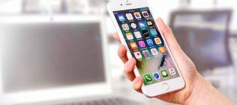 Las aplicaciones de los móviles ganan terreno a los buscadores como Google
