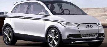 El prototipo de Audi A2 muestra los coches eléctricos en ciudades del futuro