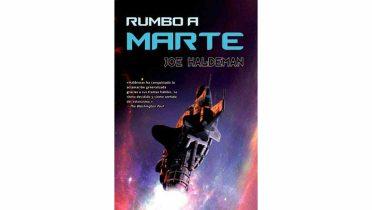 Lo último en ficción de Joe Haldeman es 'Rumbo a Marte'