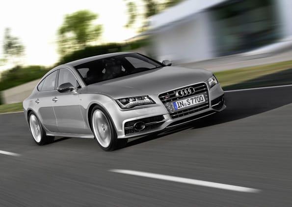 Nuevo Audi S7.