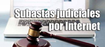 Ya está online el portal de subastas judiciales electrónicas