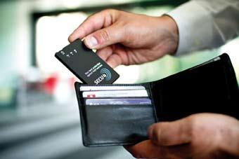 La tarjeta Secu4bags, para impedir perder objetos olvidados o que nos roben.