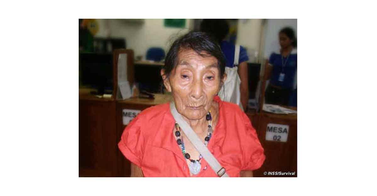 121 años, la mujer más vieja