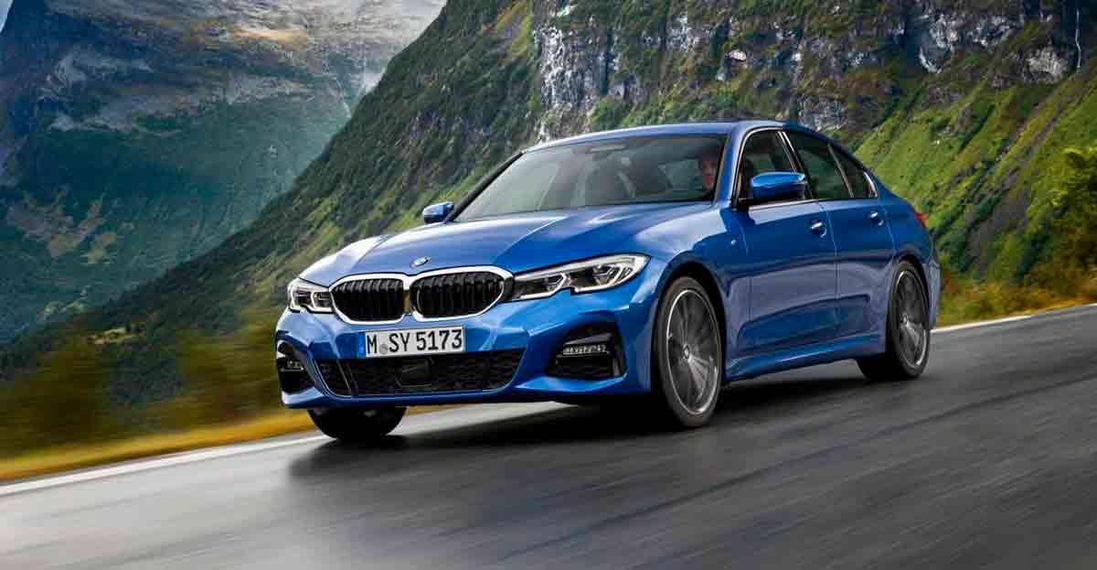 El nuevo BMW Serie 3: más deportivo, más ecológico y con 8 velocidades