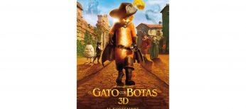 El Gato con Botas, la peli de Antonio Banderas, triunfa entre la crítica americana