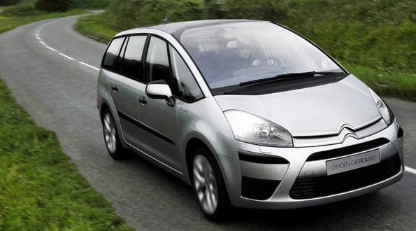 Grand C4 Picasso First.