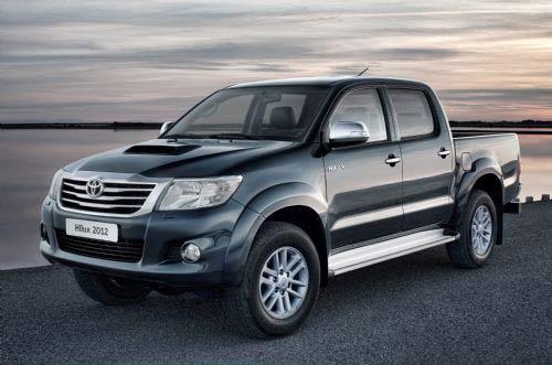 Nuevo Toyota Hilux.