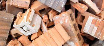 Ladrillos del futuro con residuos del pasado