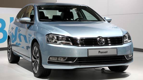 El nuevo Passat Bluemotion llega a España.
