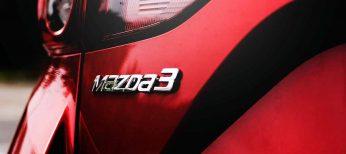 Nuevo equipamiento para el Mazda3